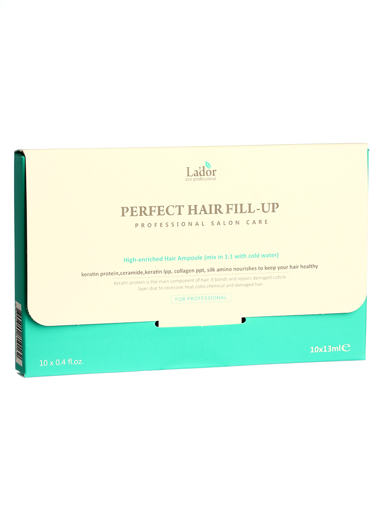 LADOR Perfect Hair Filler 13ml X 10pc Korean Cosmetic