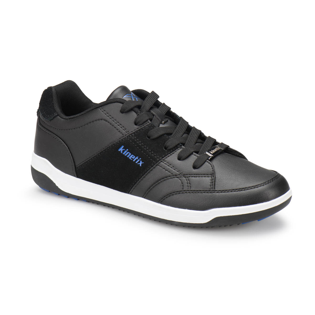 FLO CODY Black Men 'S Sneaker Shoes KINETIX