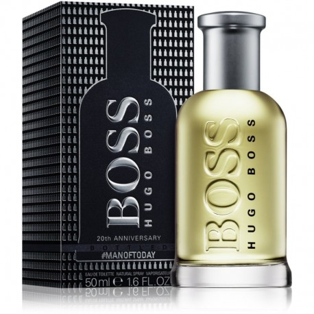 BOSS BOTTLED 20TH ANNIVERSARY EDT 50ML