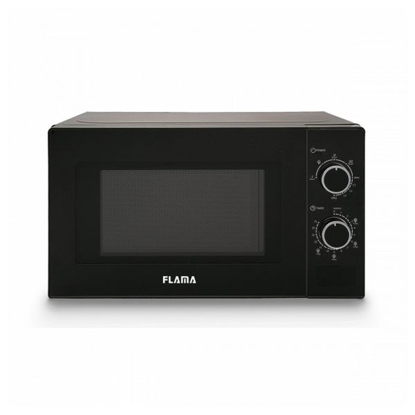 Microwave with Grill Flama 1888FL 20 L 700W Black
