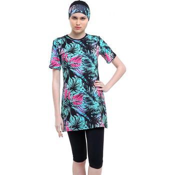 Argisa 7527 half sleeve patterned