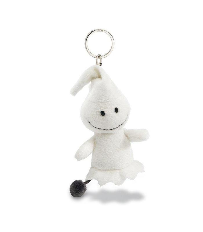 Ghost Keychain Bean Bag 10CM NICI Toy Store Articles Created Handbook