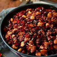#百变鲜锋料理#越吃越上瘾的重庆辣子鸡的做法图解17