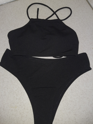 Bikini 2020 Sexy Women Swimwear Bikini Push Up Swimsuit Solid Beachwear Bathing Suit Thong Biquini Bikini Set|Bikini Set|   - AliExpress