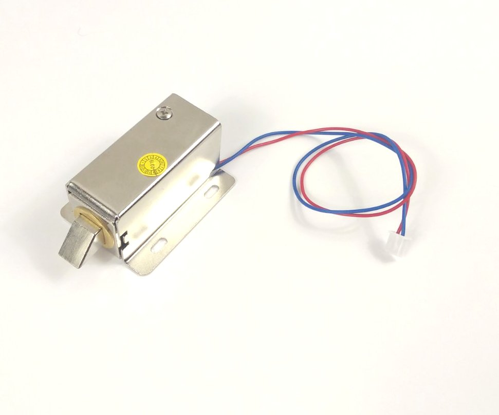 Small Electromechanical Lock For Cabinet, Small калитки