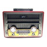 Radio Retro Puxing PX 2000IR speaker Bт Radio Portable wireless speaker USB SD AUX TF FM AM