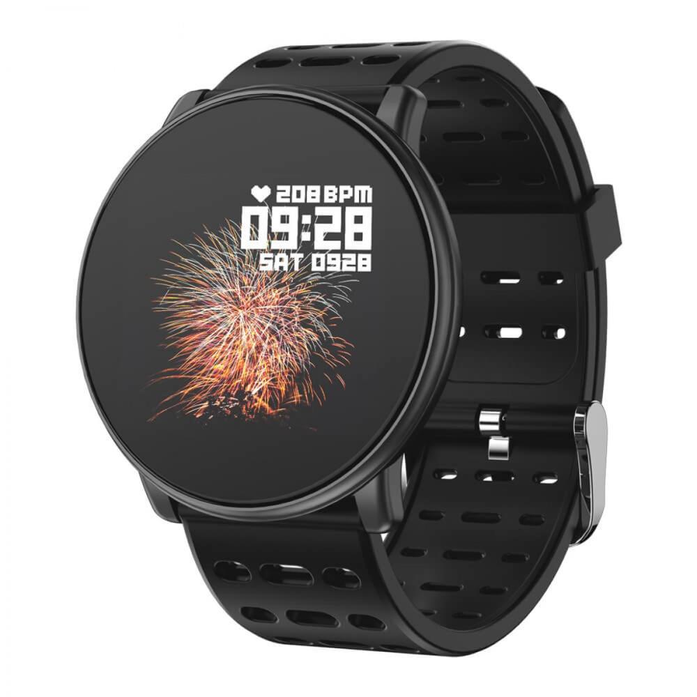 [Segunda Mano]  Reloj Inteligente Smartwatch Para Hombre Y Mujer Deportivo Impermeable Idioma Español Con Correa Metal O Goma