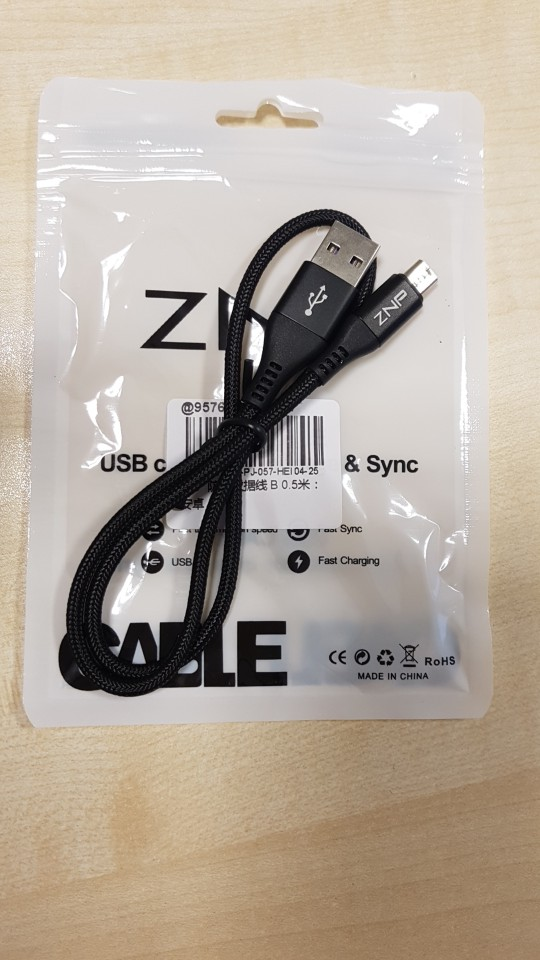 ZNP Micro USB Cable 3A Fast Charging Microusb Charger Cord For Samsung Xiaomi Redmi Note 5 Pro Honor Tablet Android Phone Micro-in Mobile Phone Cables from Cellphones & Telecommunications on AliExpress