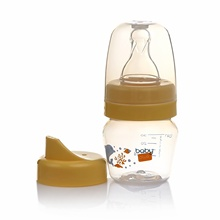 Ebebek baby& plus Mini PP набор детских обучающих стаканчиков 30 мл