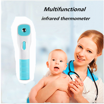 Professional Handheld Portable Non-contact Body Thermometer Forehead Digital Infrared Thermometer Measure Tool for Baby Adult