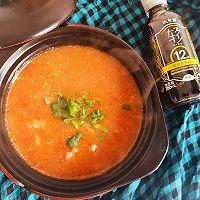 """#美食说出""""新年好""""#番茄牛肉汤的做法图解9"""
