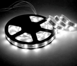 LED Strip 5 M 3528 12 V 24 W IP65 6000 K
