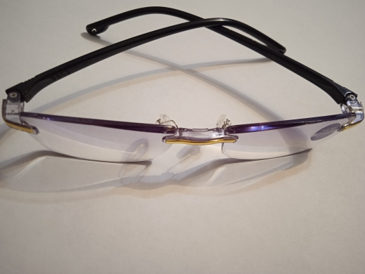 Diamond™ | Anti-radiation reading glasses photo review