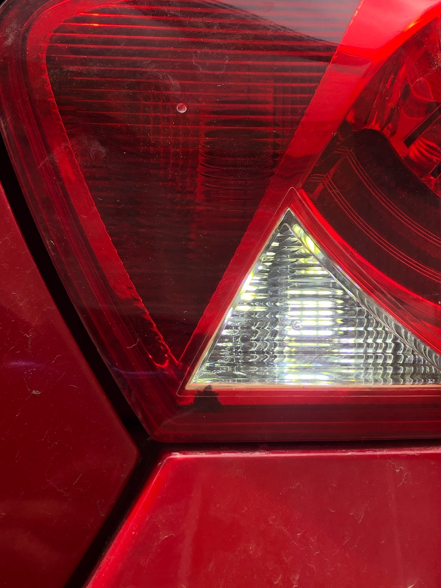 Uds 1156 BA15S P21W 1157 P21/5W BAY15D BAU15S PY21W LED Bombilla trasera de coche luces de freno reverso lámpara diurna luz de s