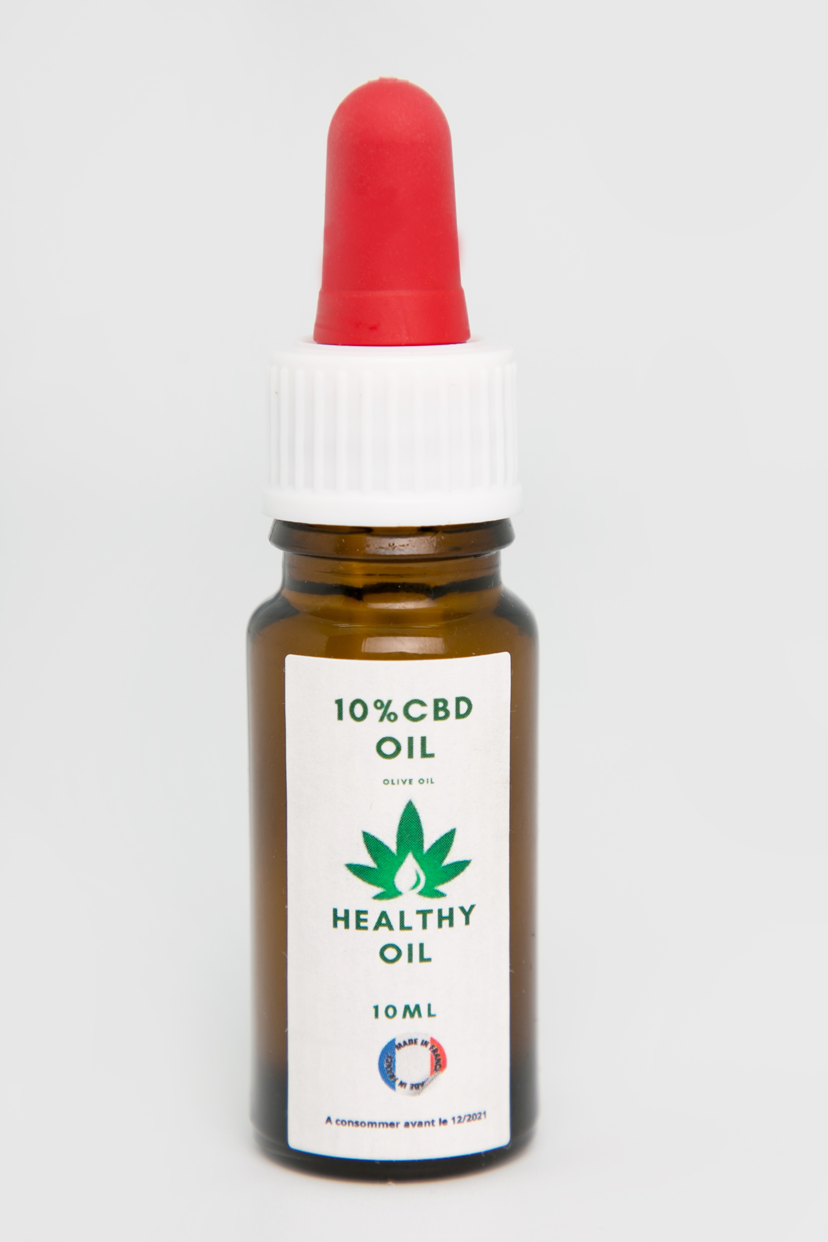 CBD OIL 10% Full Spectrum (10 Ml)