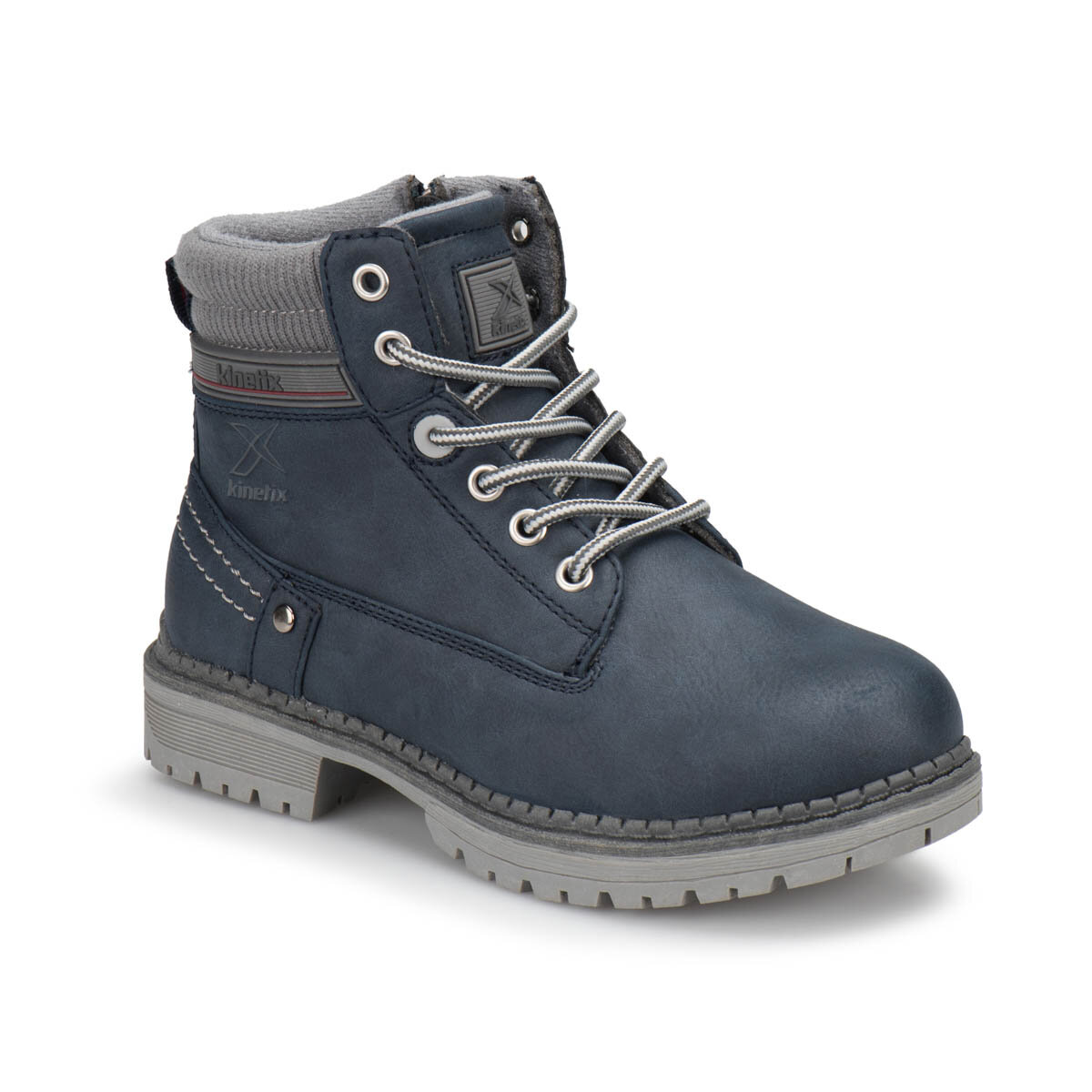 FLO RAPSO Navy Blue Male Child Boots KINETIX