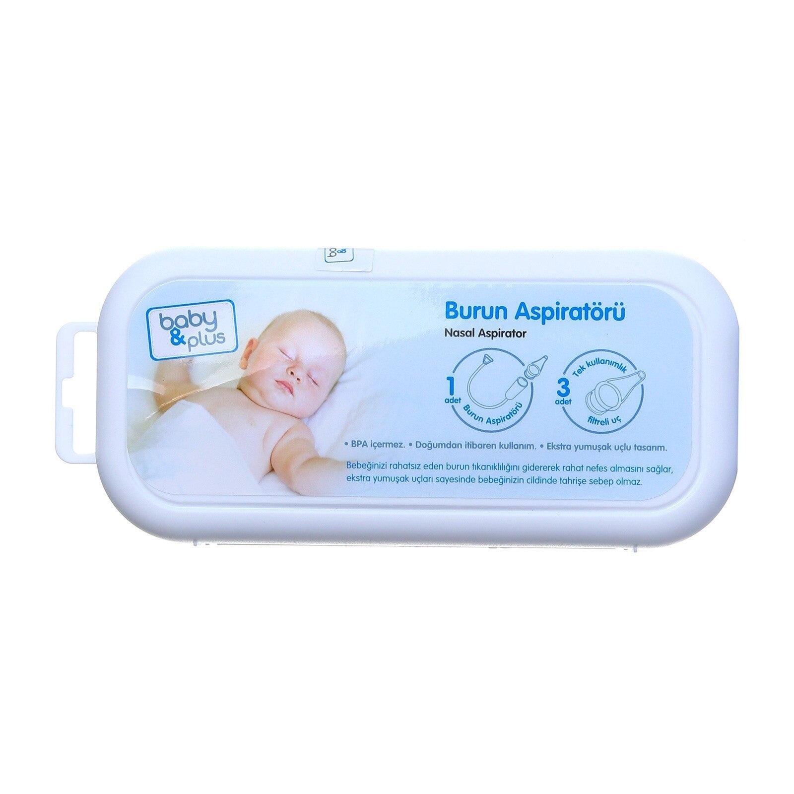 Ebebek Baby Plus Baby Nasal Aspirator