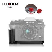 Meike MK-XT2G быстросъемный l-образный кронштейн рукоятка для Fujifilm Fuji XT2 X-T2 камера DSLR