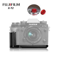 Meike MK XT2G Quick Release L Plate Bracket Hand Grip for Fujifilm Fuji XT2 X T2 Camera DSLR