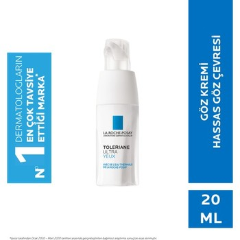 La Roche-Posay Toleriane Ultra Yeux Eye Contour Cream Antiallergic Trend Showing 20ml toleriane ultra