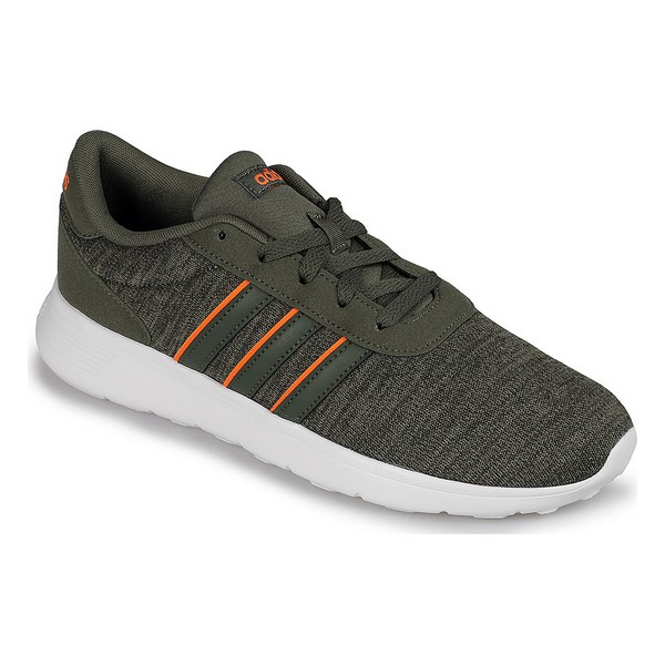 Running Shoes For Adults Adidas LITE RACER Green Orange