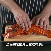 加拿大龙虾拆解教程的做法图解3