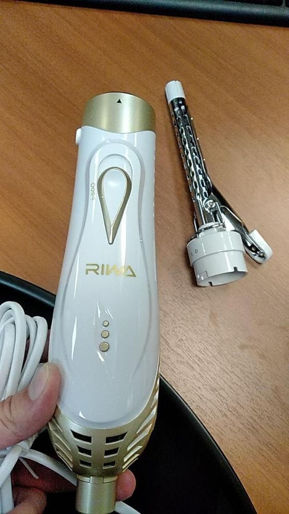 Hair Dryer brush RIWA GWC235-in Electric Hair Brushes from Home Appliances on AliExpress