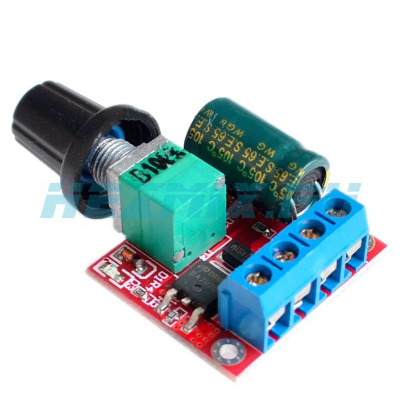 PWM Power Regulator 5A To 35 V