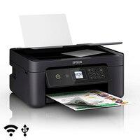 Impressora multifunction epson expressão casa XP 3100 15 33 ppm lcd wifi preto Impressoras     -