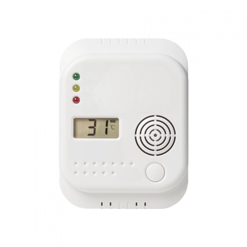 Detecting Electrochemical Carbon Monoxide Alarm