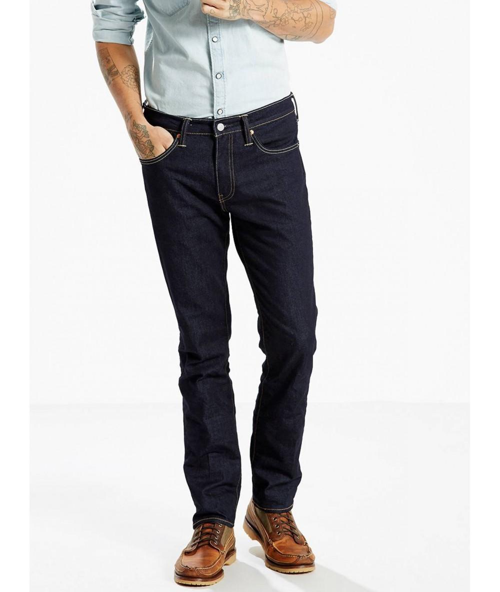 Cowboy LEVI'S 511 SLIM FIT Jeans Dark Long For Men BRANDED Menswear In Jeans 2020