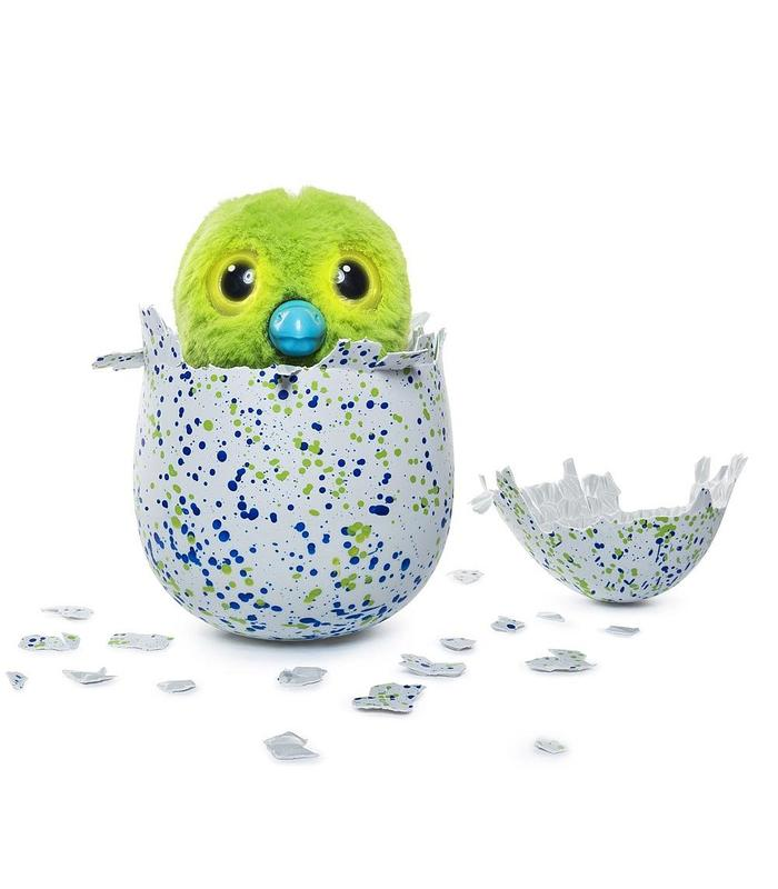 Egg Hatchimals Green Dragon Toy Store