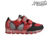 Sapatilhas de led spiderman 72647| |   -