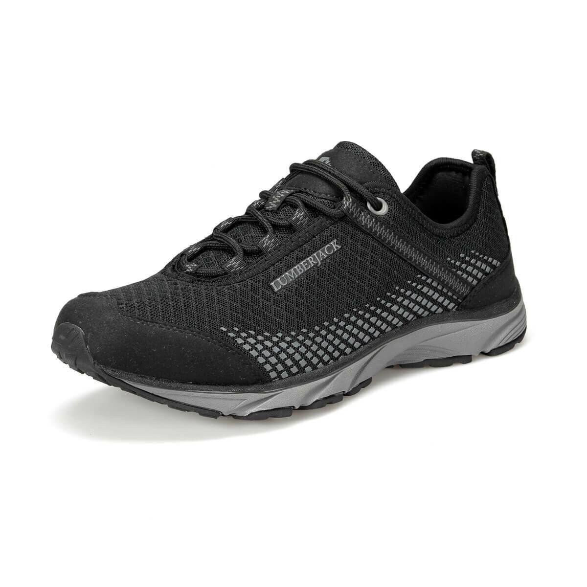 FLO DARE 9PR Black Men 'S Running Shoe LUMBERJACK