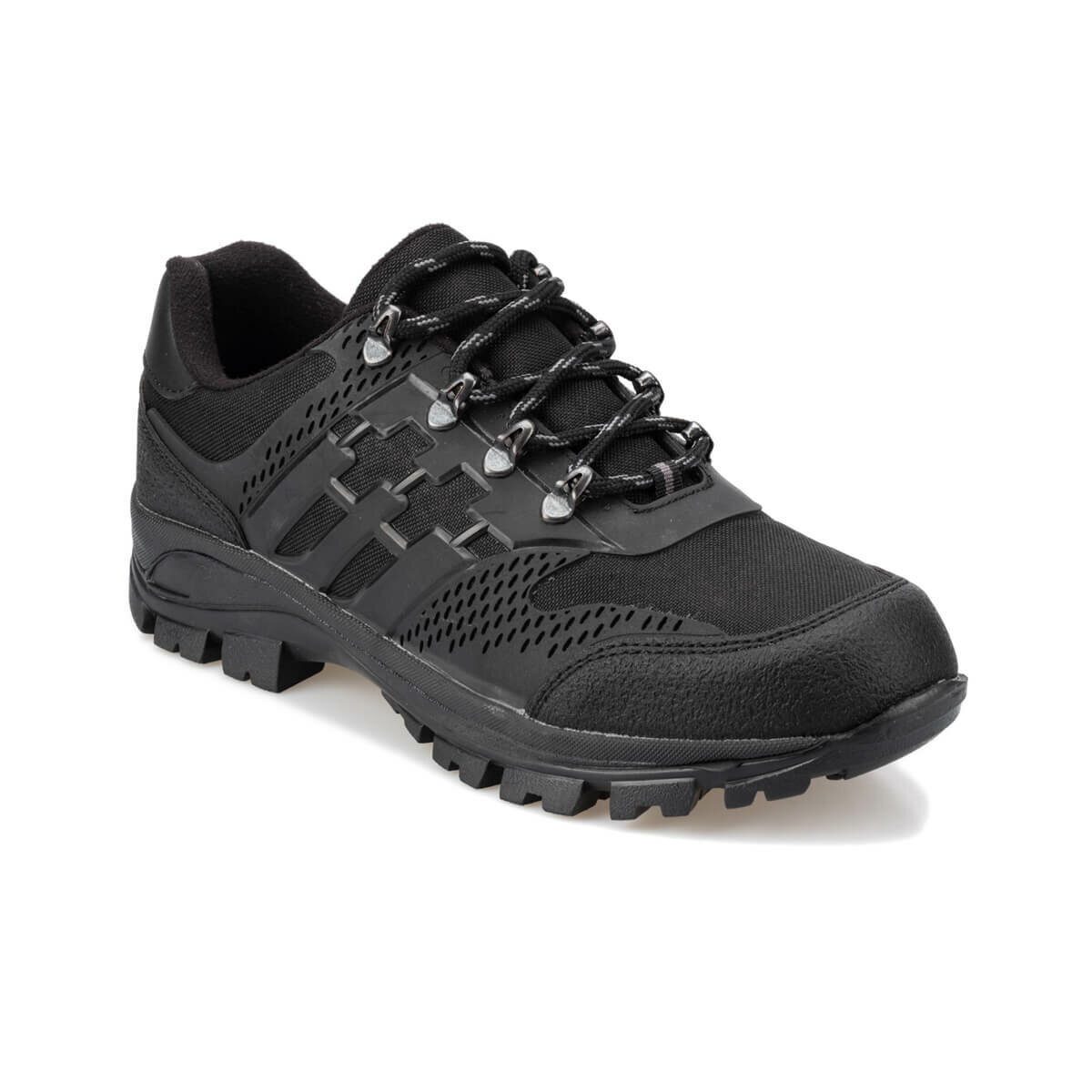 FLO 92. 356080.M Black Male Shoes Polaris
