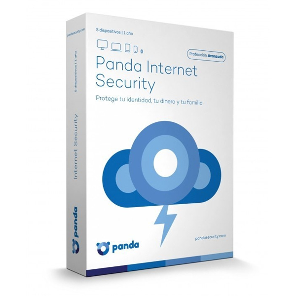 Home Antivirus Panda Dome Advanced 5 VPN Windows