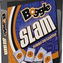 Hasbro 05255546 - Boggle Slam, card game
