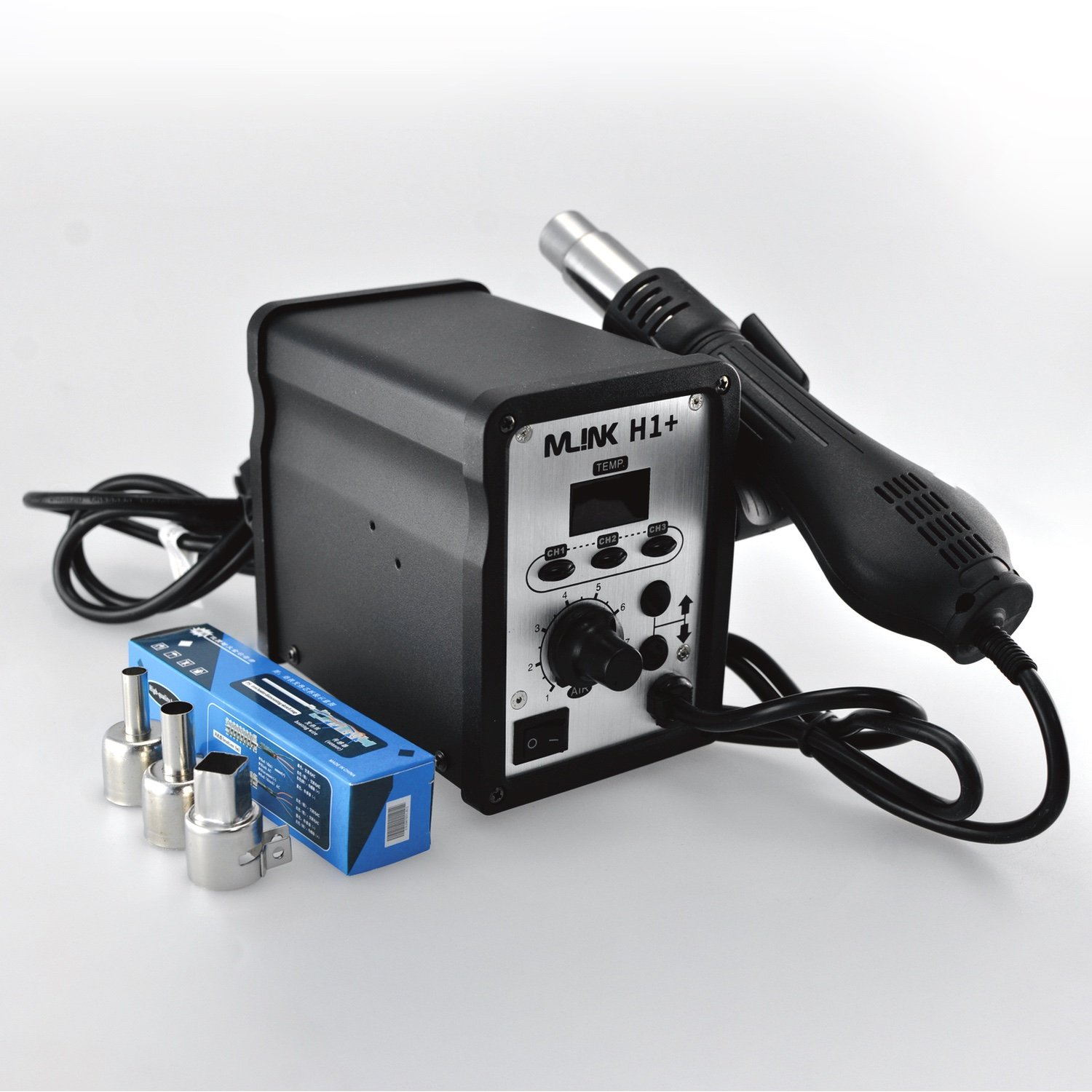 Soldering Station Hot Air MLINK H1 + Digital Checkpoint And Memories