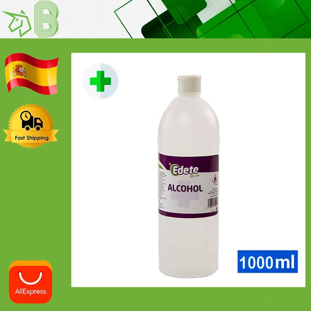 Álcool sanitario de 96 ° botella de 1000 ml.