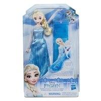 Doll Frozen Elsa Adventure on Sleigh