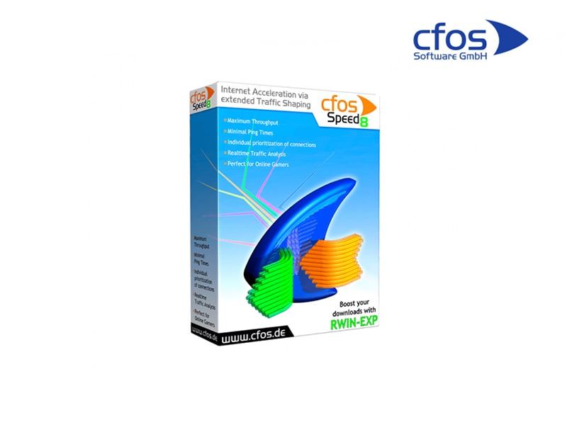 cFosSpeed 网络质量以及本地延迟优化工具限时永久免费