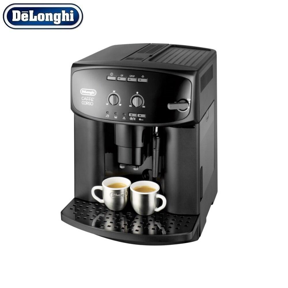 Coffee Machine DeLonghi ESAM2600 EX: 1 Drip Coffee Maker Kitchen Automatic Coffee Machine Drip Espresso Coffee Machines Drip Coffee Maker Electric