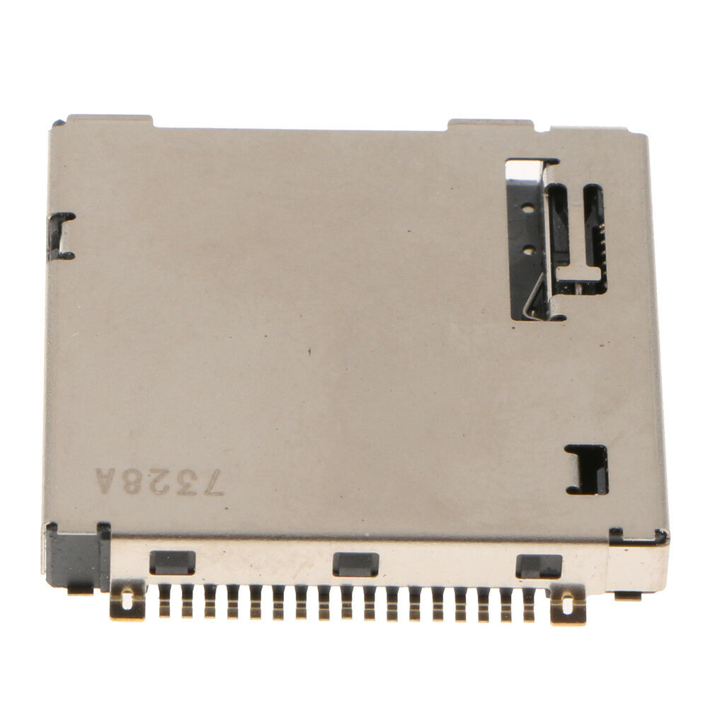 купить Replacement Game Cartridge Slot SD Card Socket Reader for Nintendo Switch NS по цене 5.45 рублей