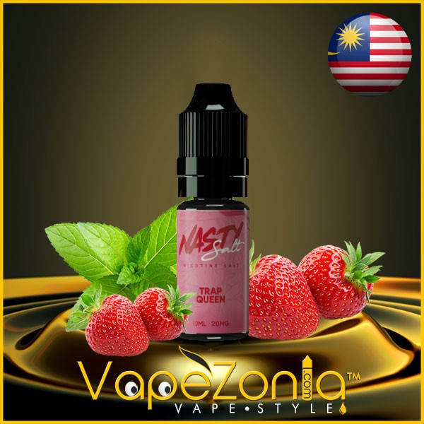 Nasty Salt TRAP QUEEN 10 Ml Vape Shop Valencia