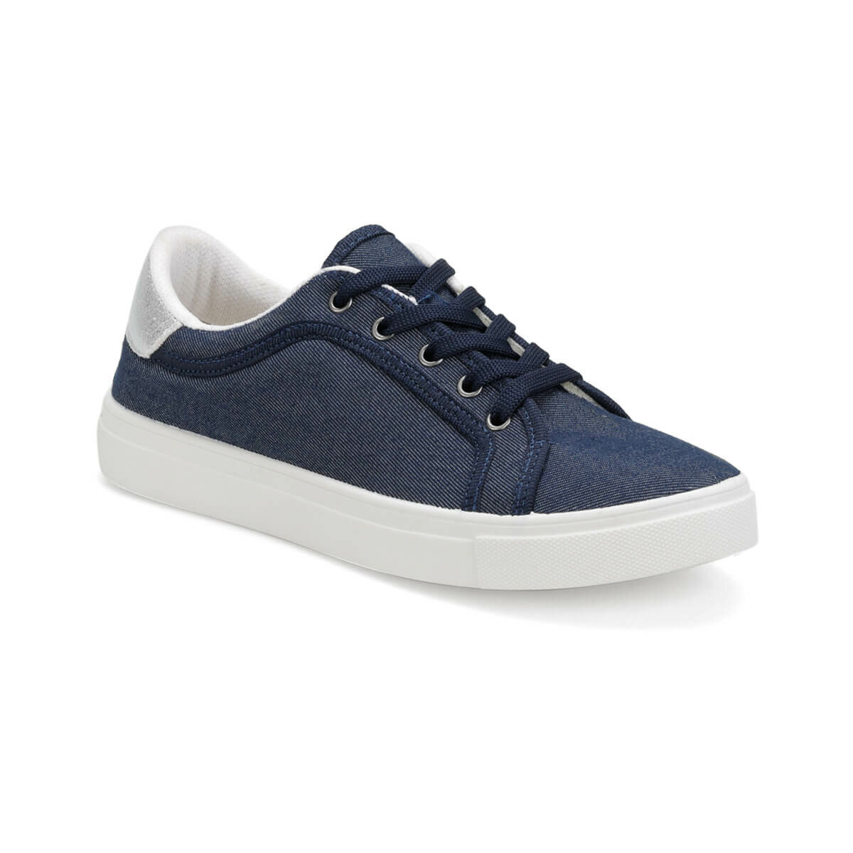 FLO CS19012 Blue Women 'S Sneaker Shoes Art Bella