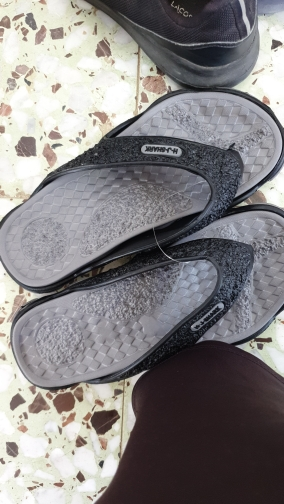 REETENE High Quality Men's Shoes For Male Slippers Plus Size 39 45 Fashion Summer Men Flip Flops Outdoor Soft Casual Shoes Men-in Flip Flops from Shoes on AliExpress