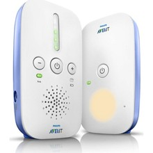 Philips Avent SCD501 / 00 DECT Baby Monitor Safe Sleep
