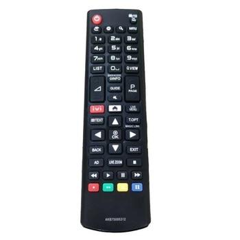 Control remoto para TV LG AKB75095312 LCD TV Ivi 32LJ600U 32LJ622V 43LJ594V...