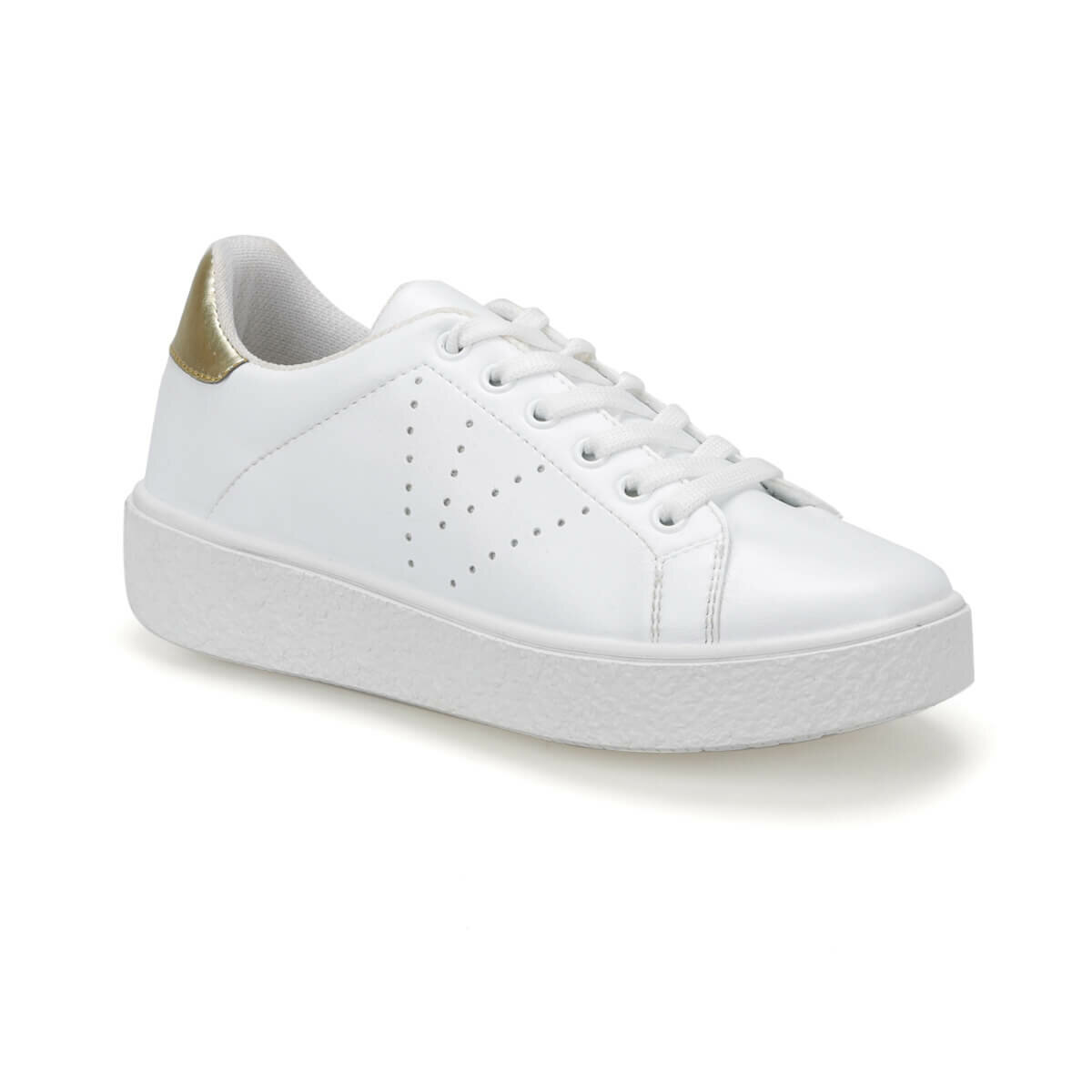 FLO CS19069 White Women 'S Sneaker Shoes Art Bella