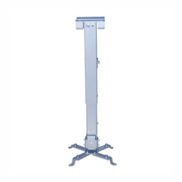 Tilt Ceiling Mount For Projectors TooQ PJ2012T 20kg 13 - 65 Cm -15º/+15º Silver